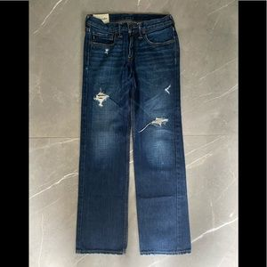 2 for$40 Abercrombie boy's jeans, barely worn